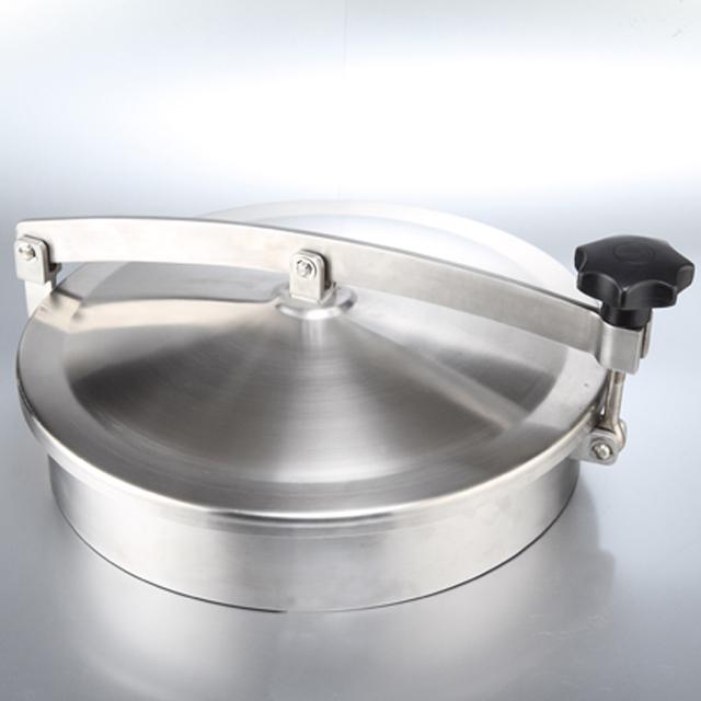 Sanitary Manhole Cover for Atmospheric Pressure Tanks